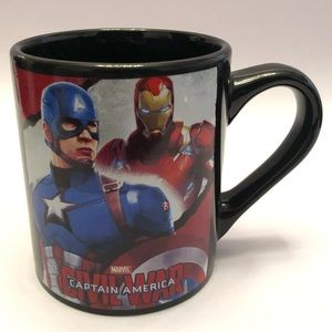 Marvel Ceramic Mug Coffee Cup - 14 oz